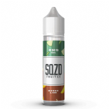 SQZD Fruit Co - Mango Lime E-liquid 50ML Shortfill